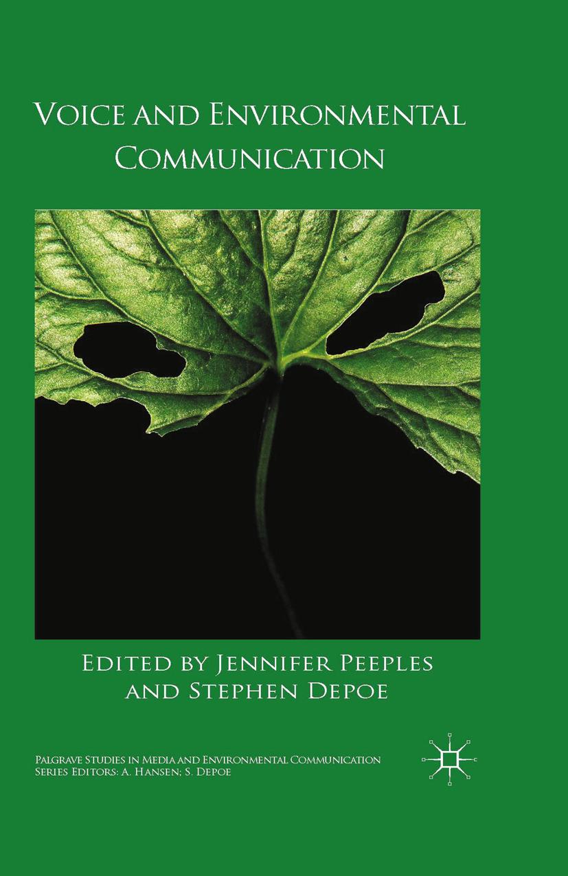 Depoe, Stephen - Voice and Environmental Communication, ebook