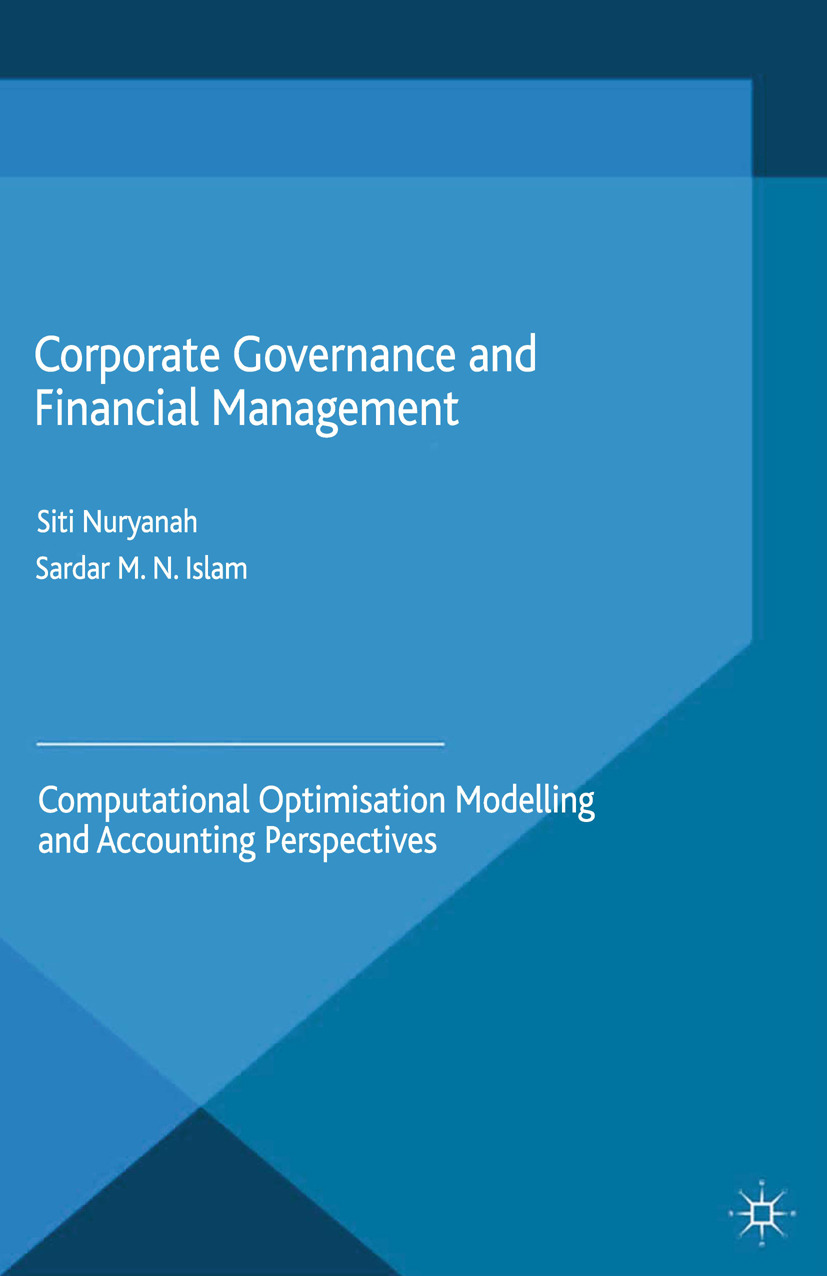 Islam, Sardar M. N. - Corporate Governance and Financial Management, ebook