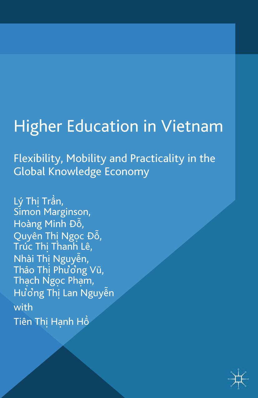 Hồ, Tiên Thị Hạnh - Higher Education in Vietnam, ebook