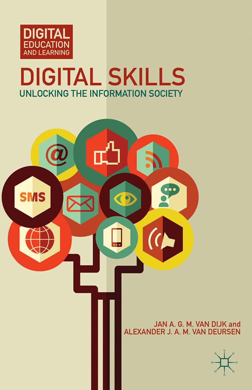 Deursen, Alexander J. A. M. - Digital Skills, ebook