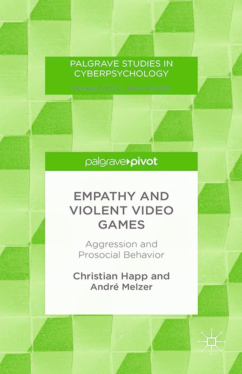 Happ, Christian - Empathy and Violent Video Games: Aggression and Prosocial Behavior, ebook