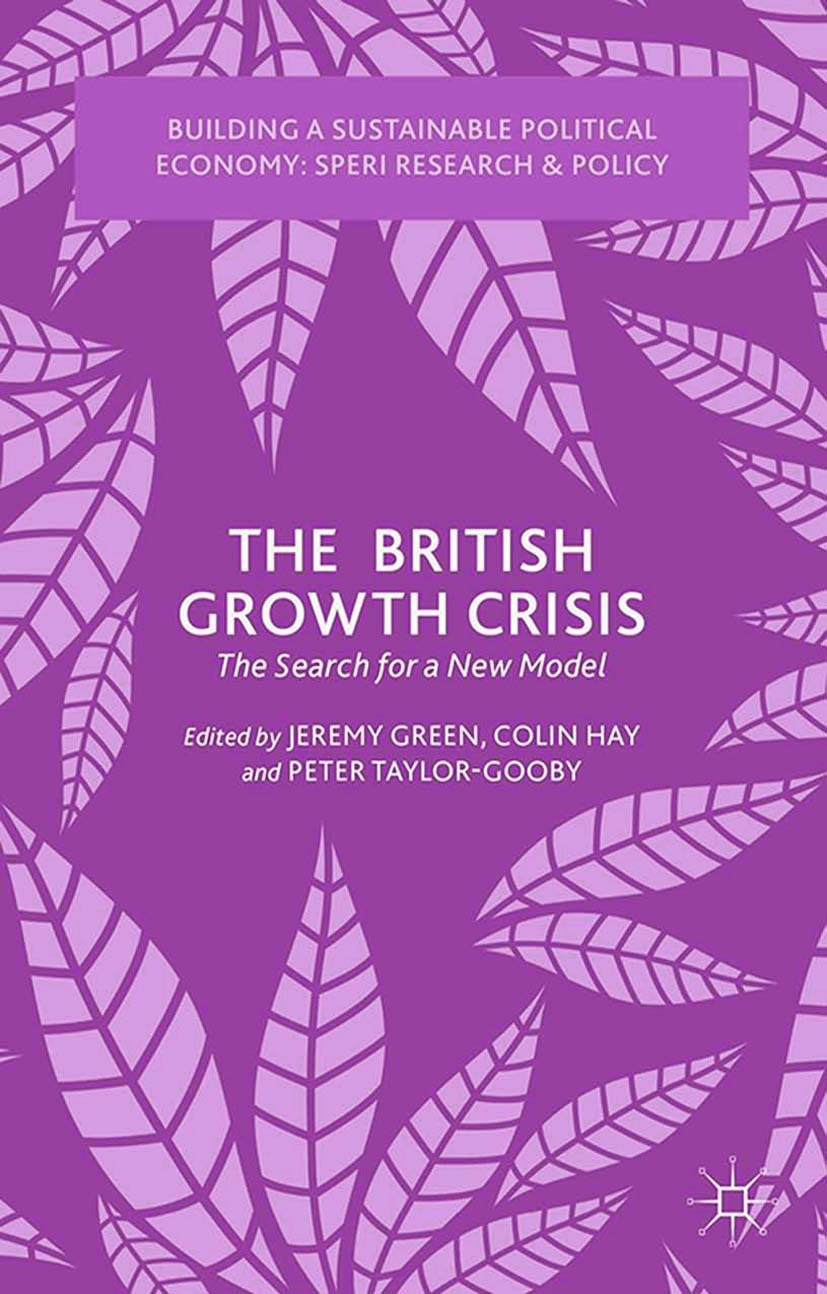 Green, Jeremy - The British Growth Crisis, ebook