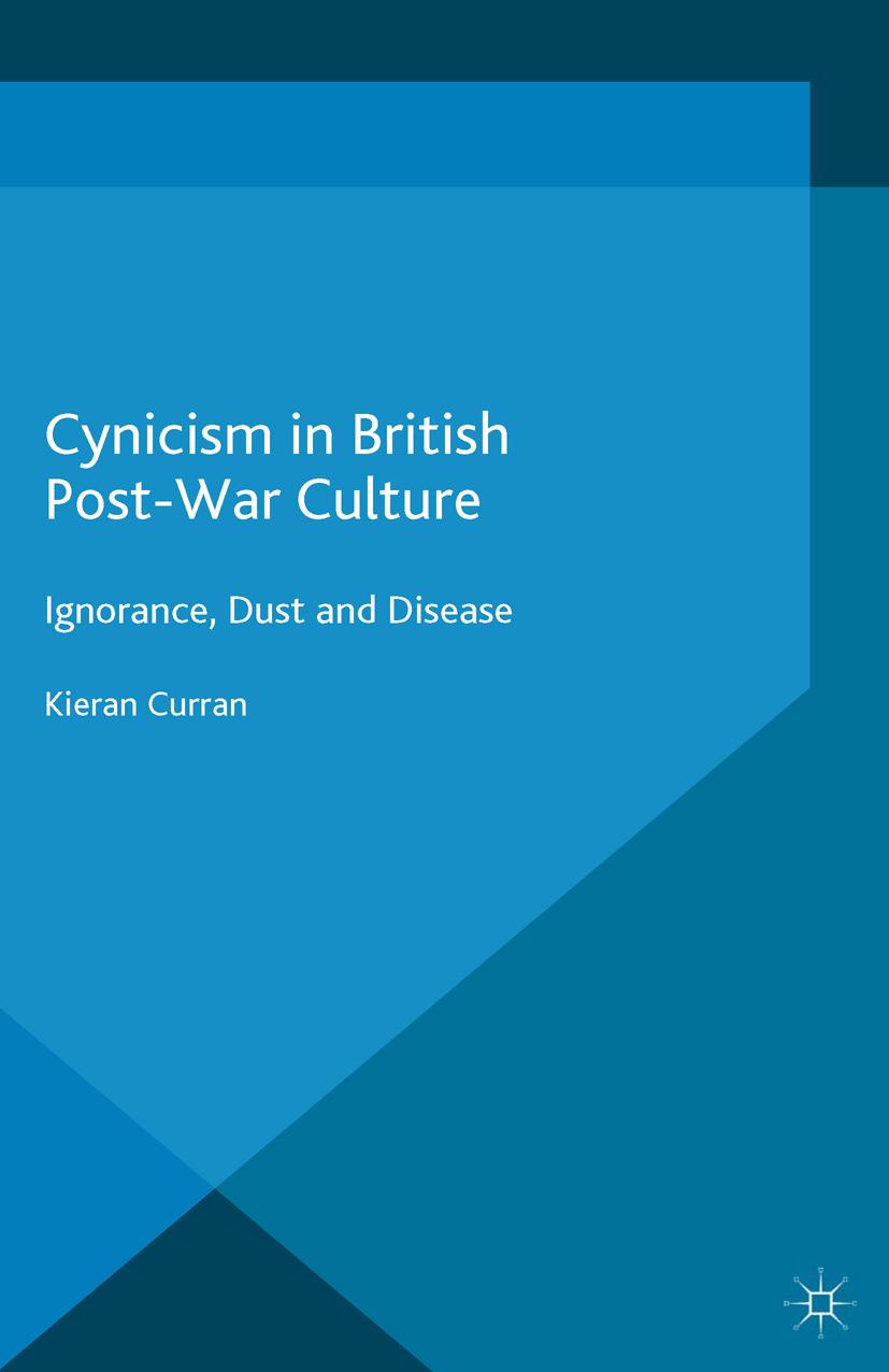Curran, Kieran - Cynicism in British Post-War Culture, ebook