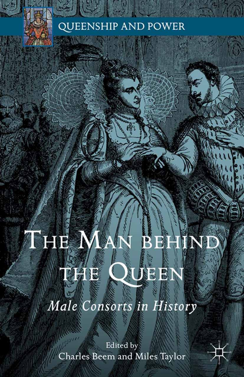 Beem, Charles - The Man behind the Queen, ebook