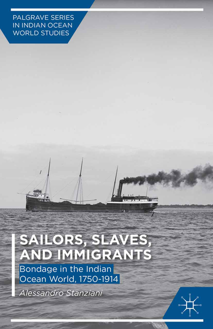 Stanziani, Alessandro - Sailors, Slaves, and Immigrants, e-kirja