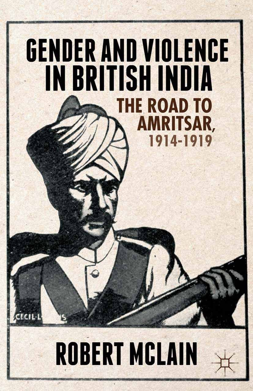 McLain, Robert - Gender and Violence in British India, ebook