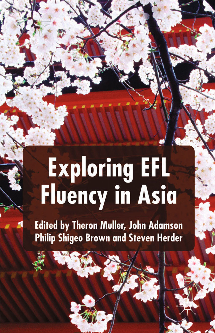 Adamson, John - Exploring EFL Fluency in Asia, ebook