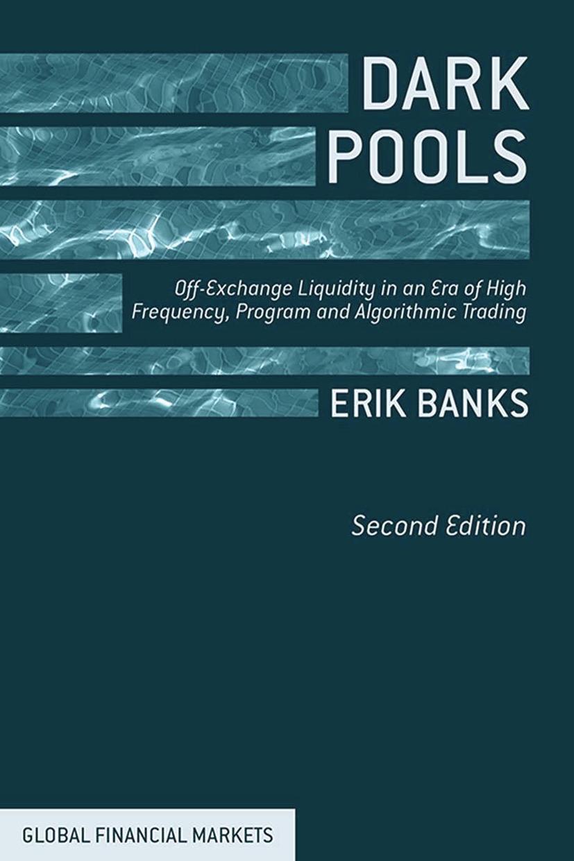 Banks, Erik - Dark Pools, ebook