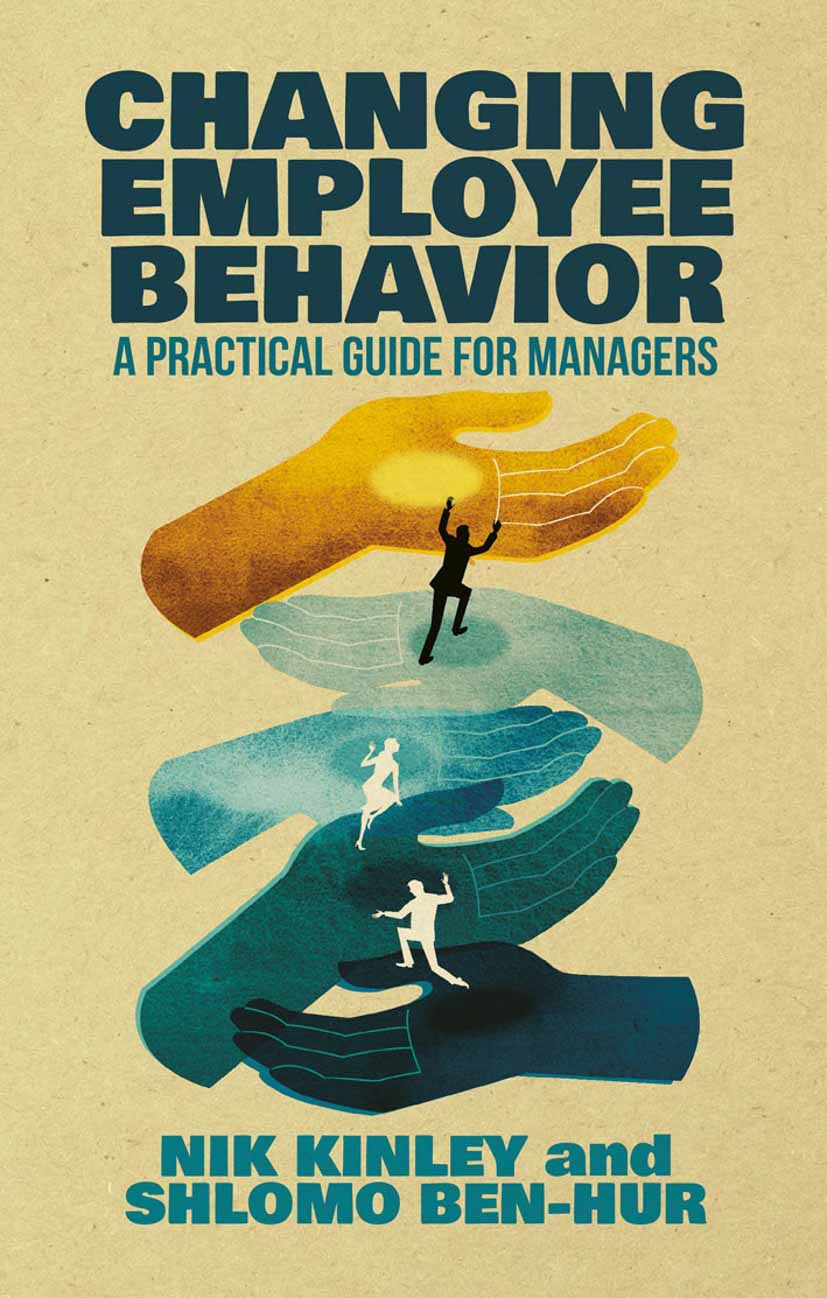Ben-Hur, Shlomo - Changing Employee Behavior, ebook