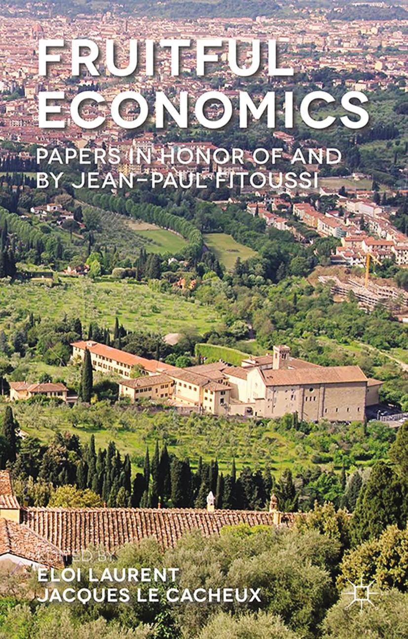 Cacheux, Jacques - Fruitful Economics, ebook