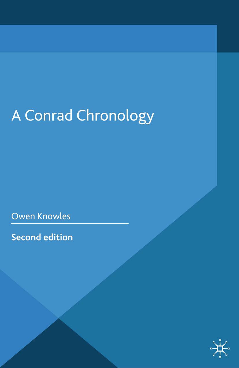 Knowles, Owen - A Conrad Chronology, ebook
