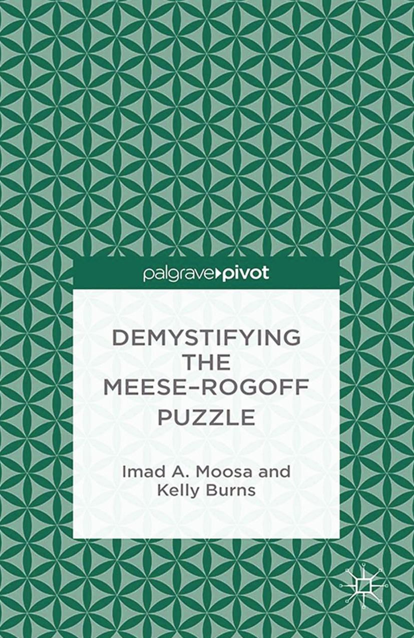 Burns, Kelly - Demystifying the Meese-Rogoff Puzzle, ebook