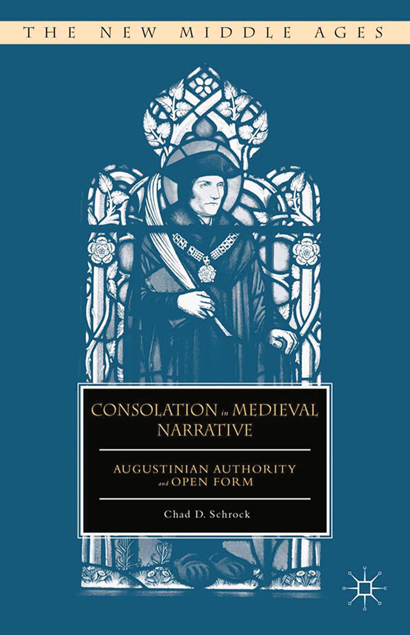 Schrock, Chad D. - Consolation in Medieval Narrative, ebook