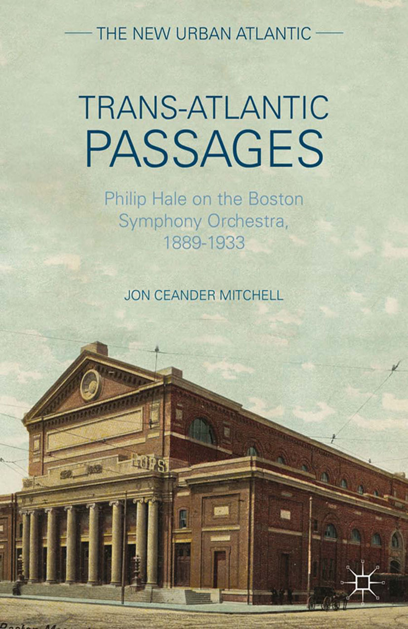 Mitchell, Jon Ceander - Trans-Atlantic Passages, ebook
