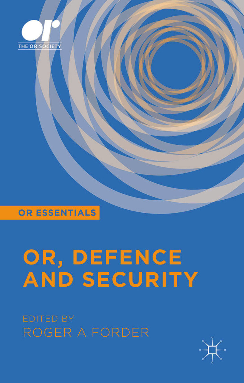 Forder, Roger A - OR, Defence and Security, ebook