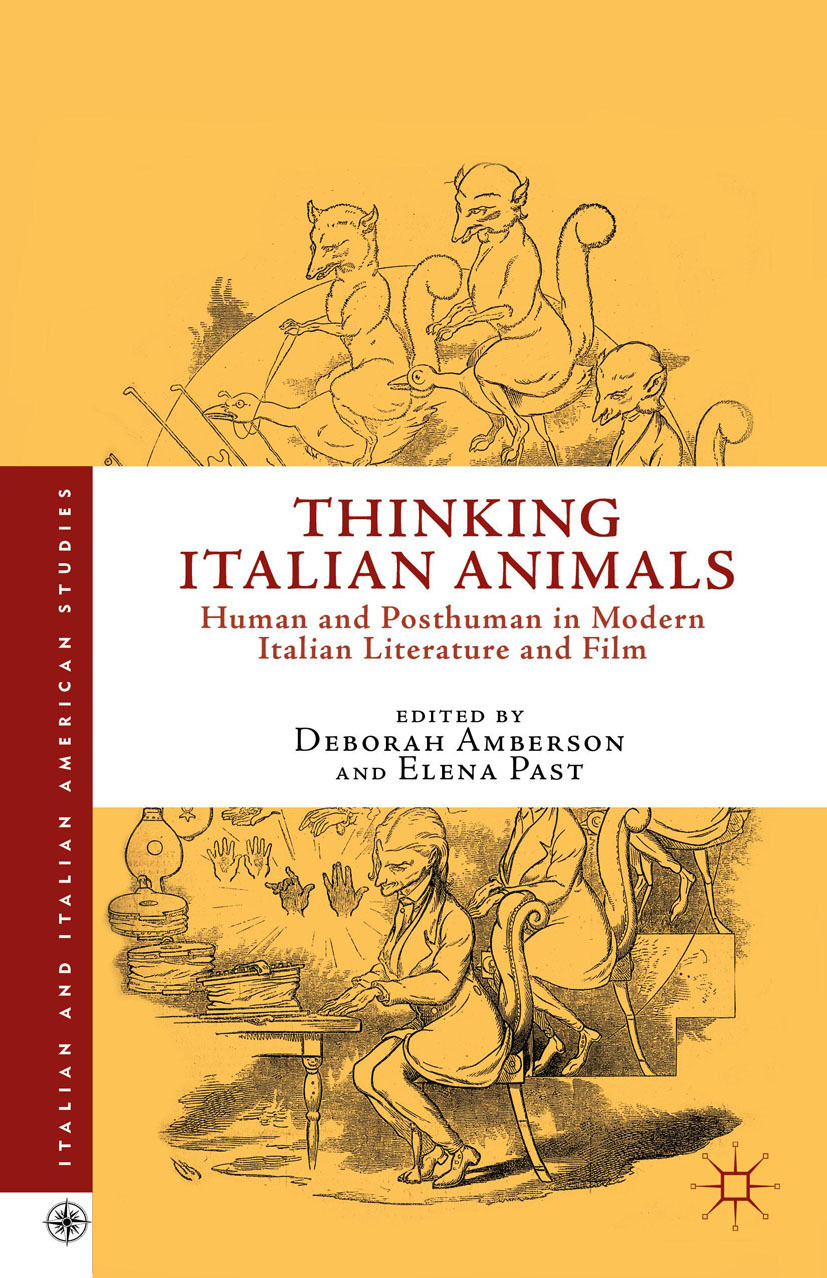 Amberson, Deborah - Thinking Italian Animals, ebook