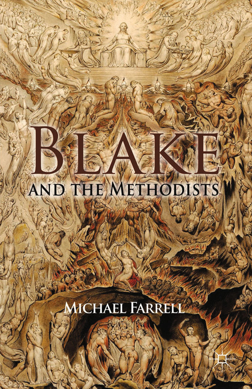 Farrell, Michael - Blake and the Methodists, ebook