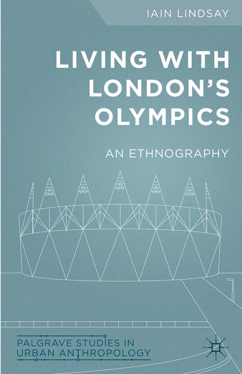 Lindsay, Iain - Living with London's Olympics, ebook
