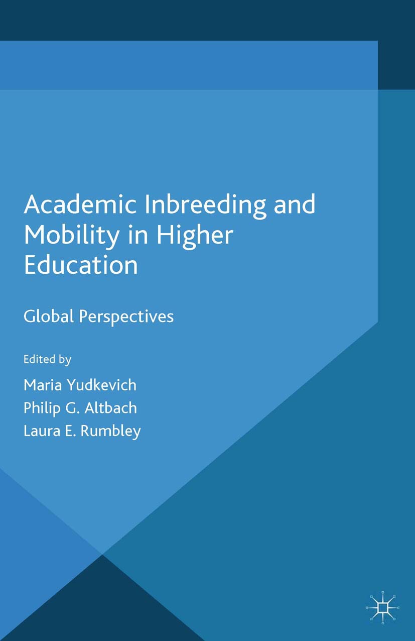 Altbach, Philip G. - Academic Inbreeding and Mobility in Higher Education, ebook