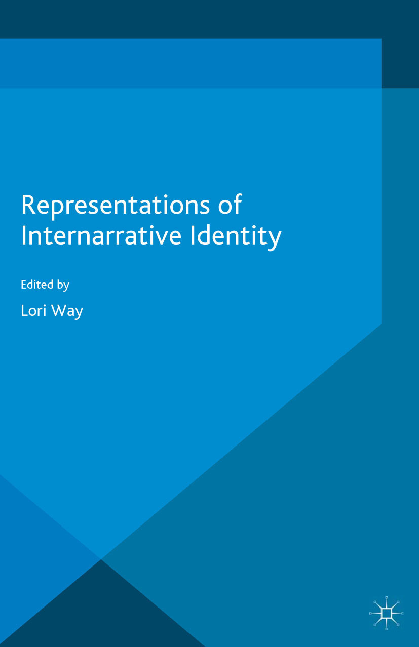 Way, Lori - Representations of Internarrative Identity, ebook