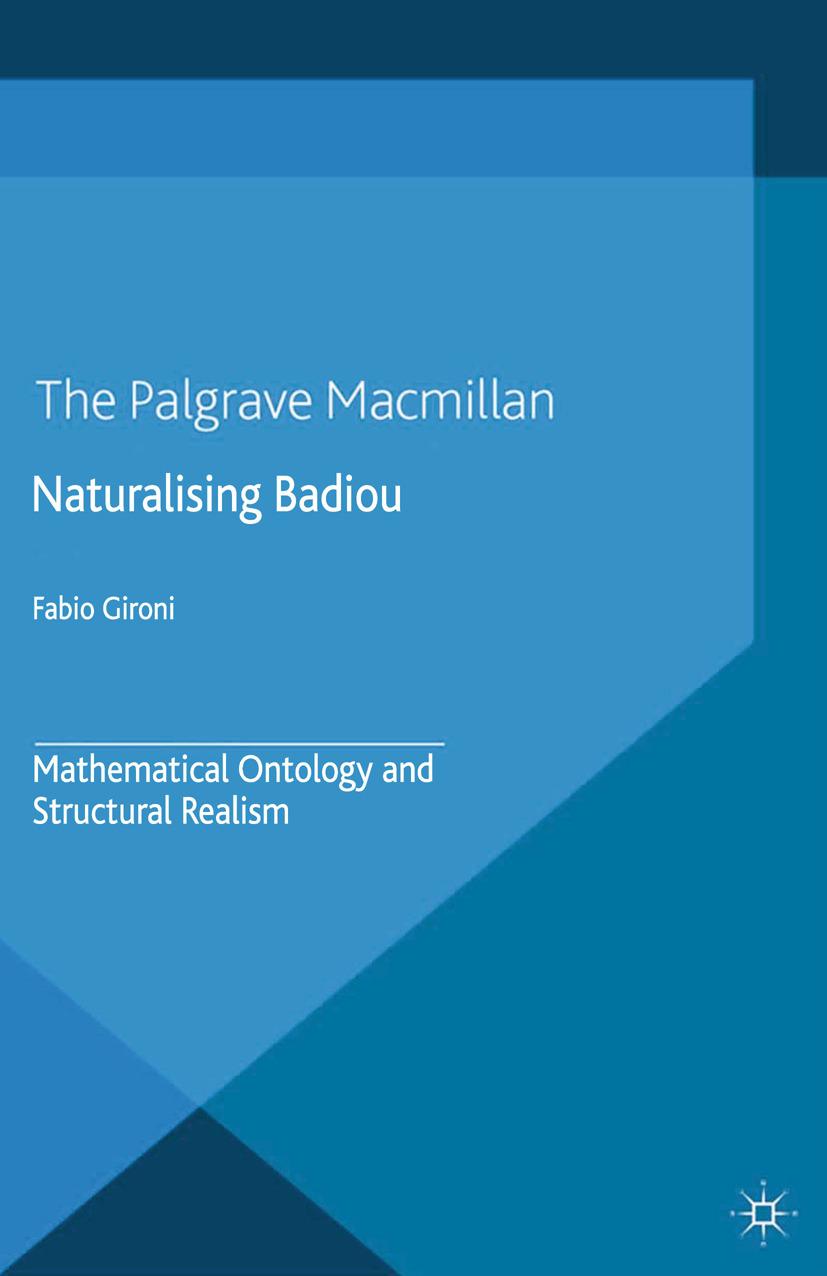 Gironi, Fabio - Naturalising Badiou, ebook