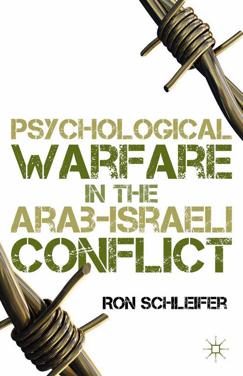Schleifer, Ron - Psychological Warfare in the Arab-Israeli Conflict, ebook
