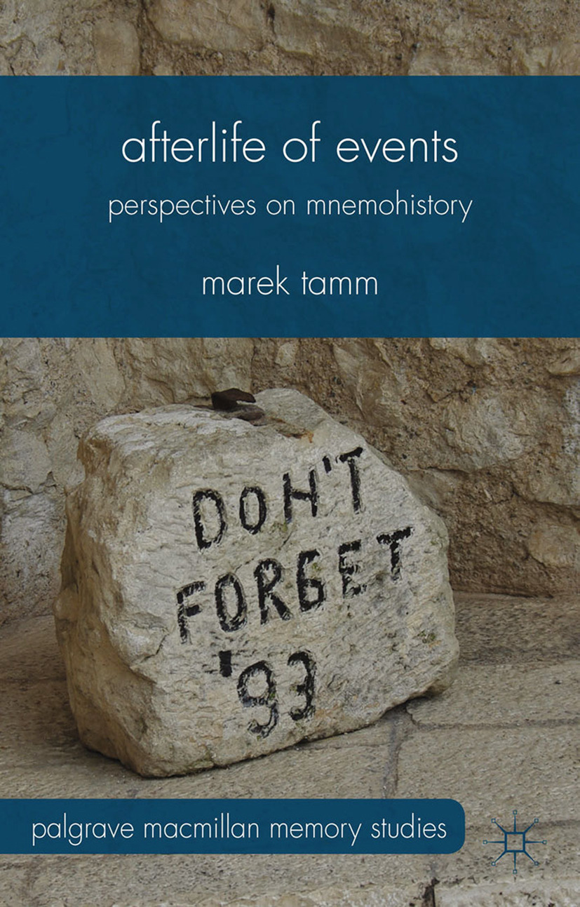 Tamm, Marek - Afterlife of Events, ebook