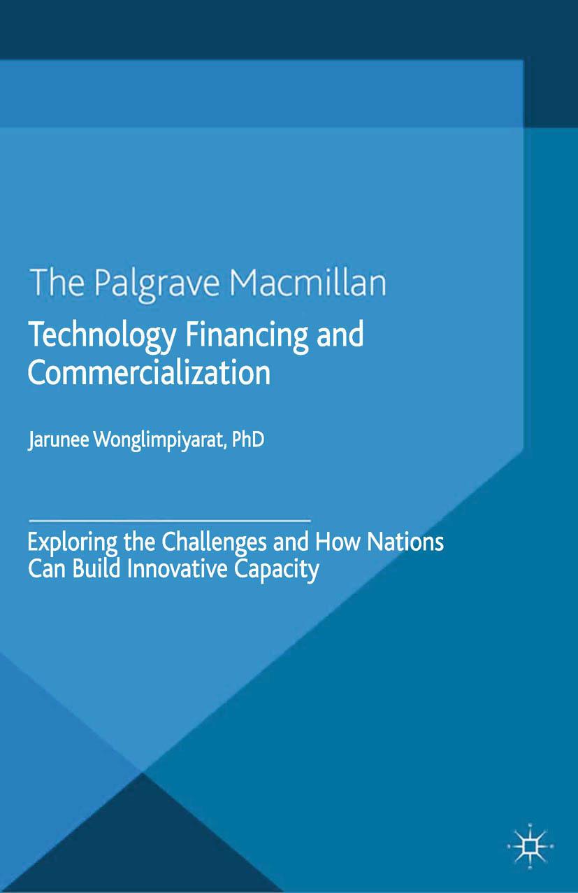 Wonglimpiyarat, Jarunee - Technology Financing and Commercialization, ebook