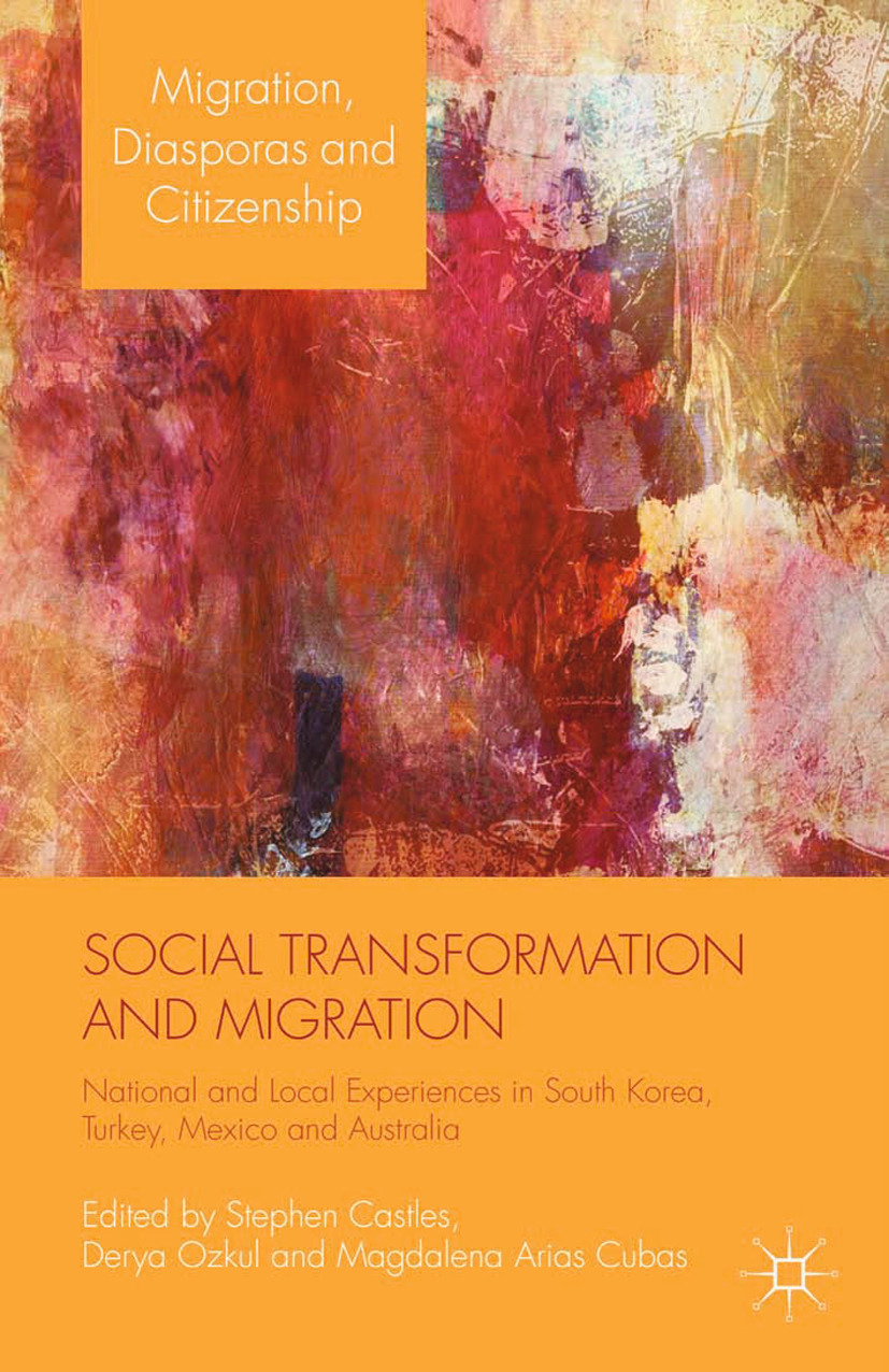 Castles, Stephen - Social Transformation and Migration, ebook