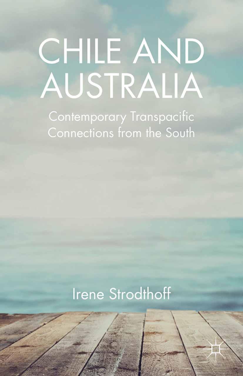Strodthoff, Irene - Chile and Australia, e-kirja