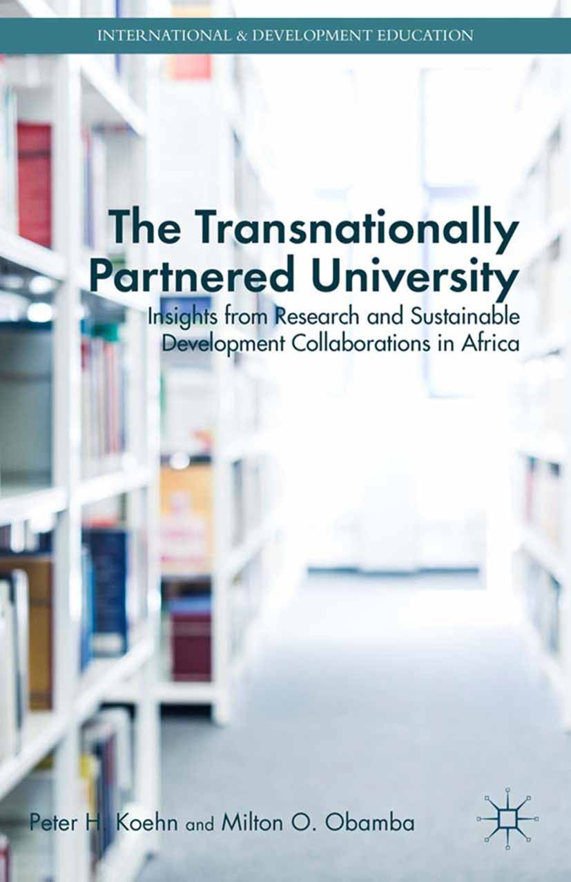 Koehn, Peter H. - The Transnationally Partnered University, ebook
