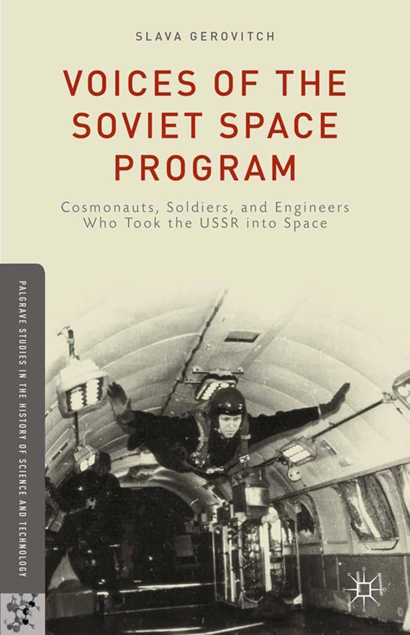 Gerovitch, Slava - Voices of the Soviet Space Program, ebook