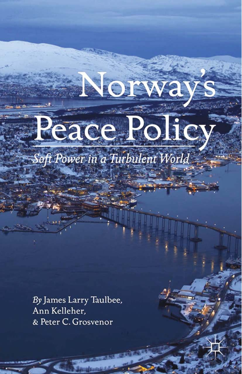 Grosvenor, Peter C. - Norway's Peace Policy, ebook