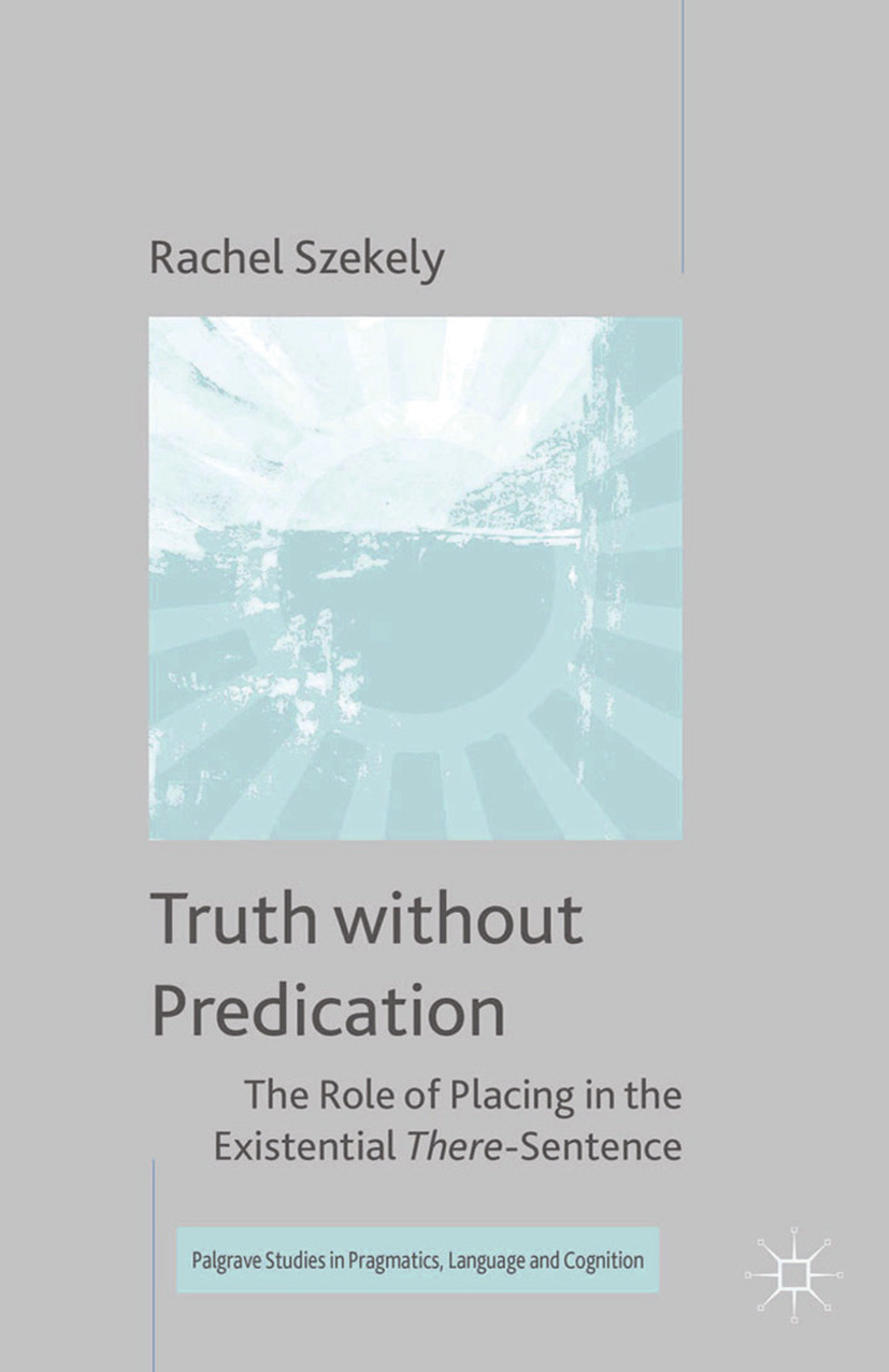 Szekely, Rachel - Truth without Predication, e-bok