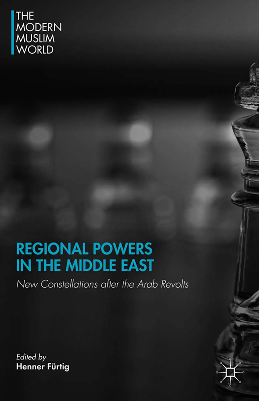Fürtig, Henner - Regional Powers in the Middle East, ebook