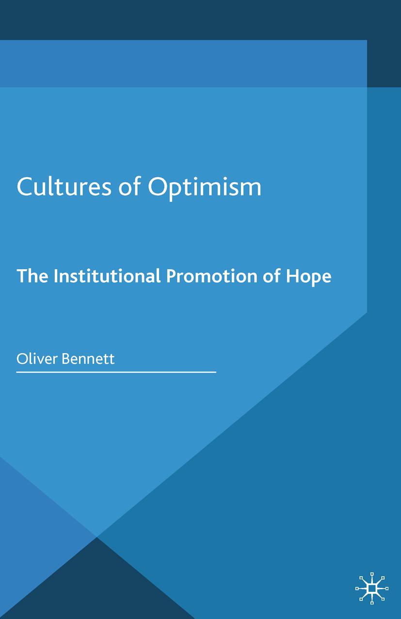 Bennett, Oliver - Cultures of Optimism, ebook