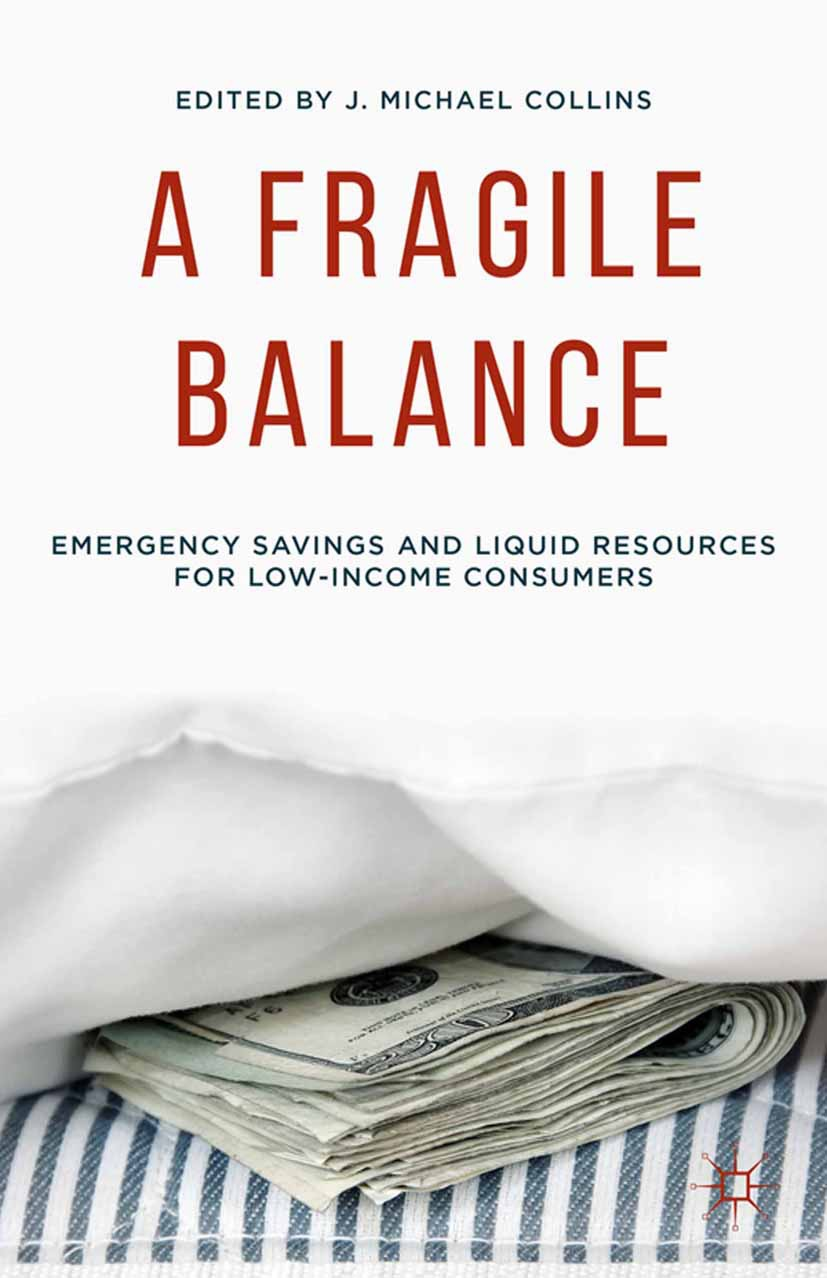 Collins, J. Michael - A Fragile Balance, ebook