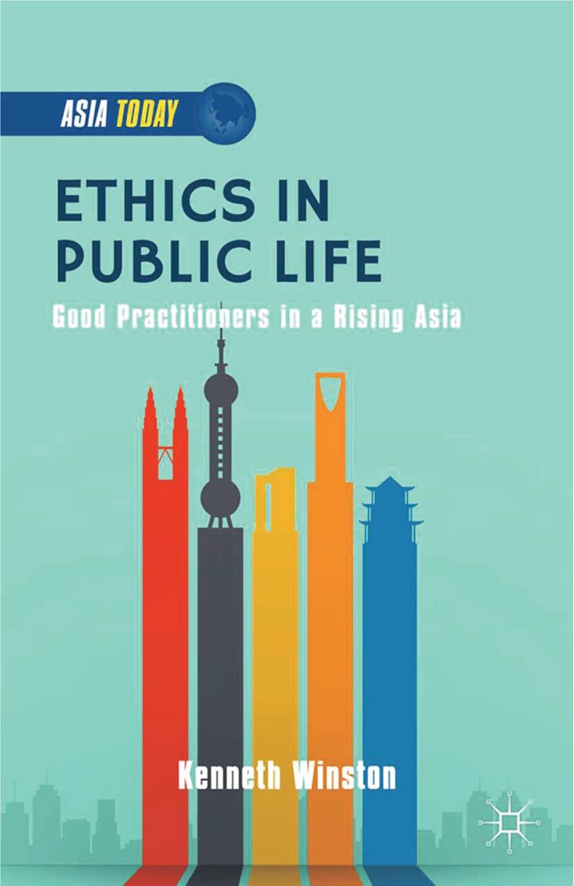Winston, Kenneth - Ethics in Public Life, ebook