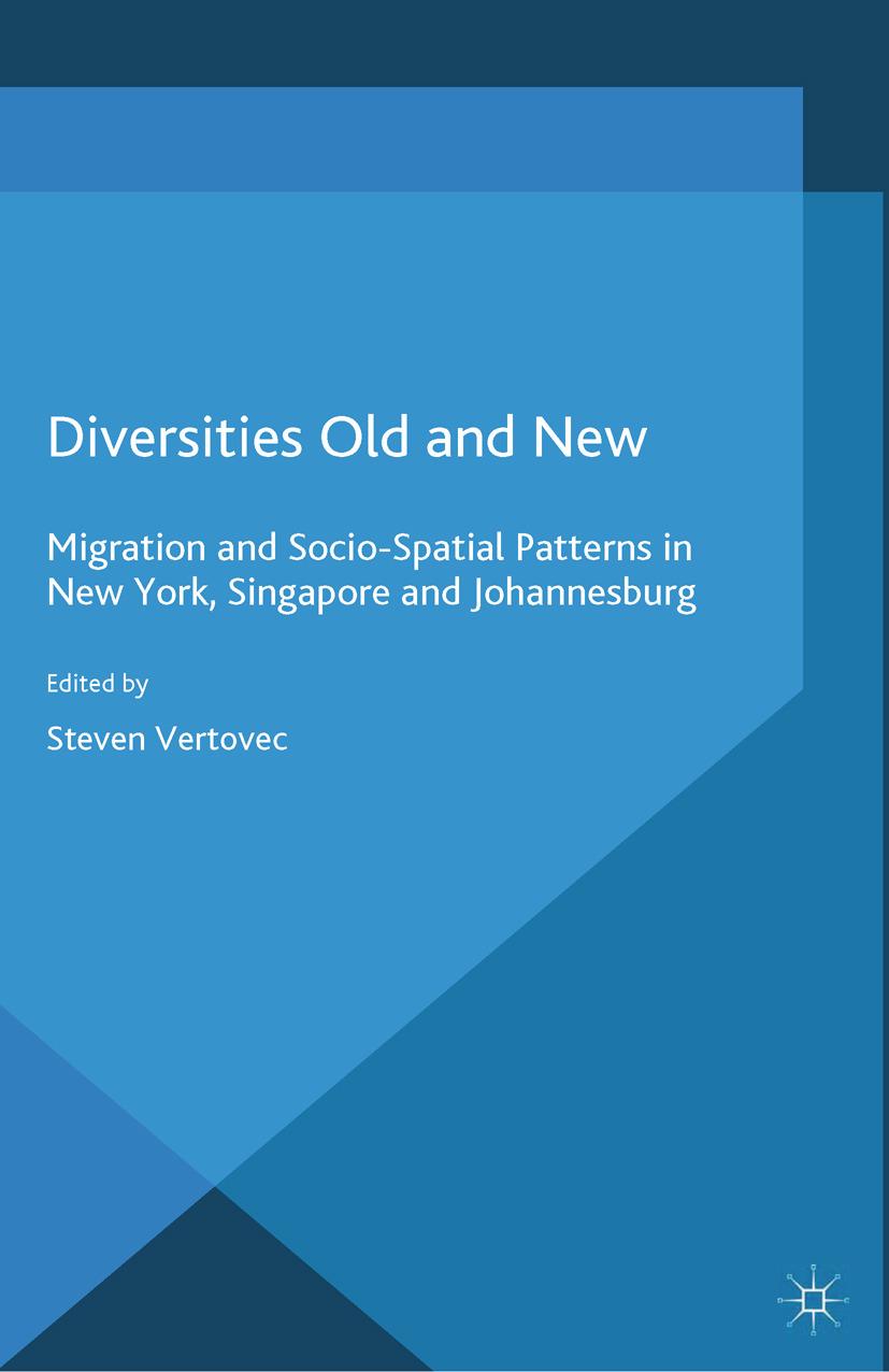 Vertovec, Steven - Diversities Old and New, ebook