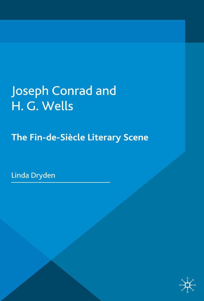 Dryden, Linda - Joseph Conrad and H. G. Wells, ebook