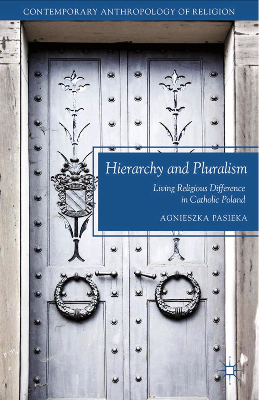 Pasieka, Agnieszka - Hierarchy and Pluralism, ebook