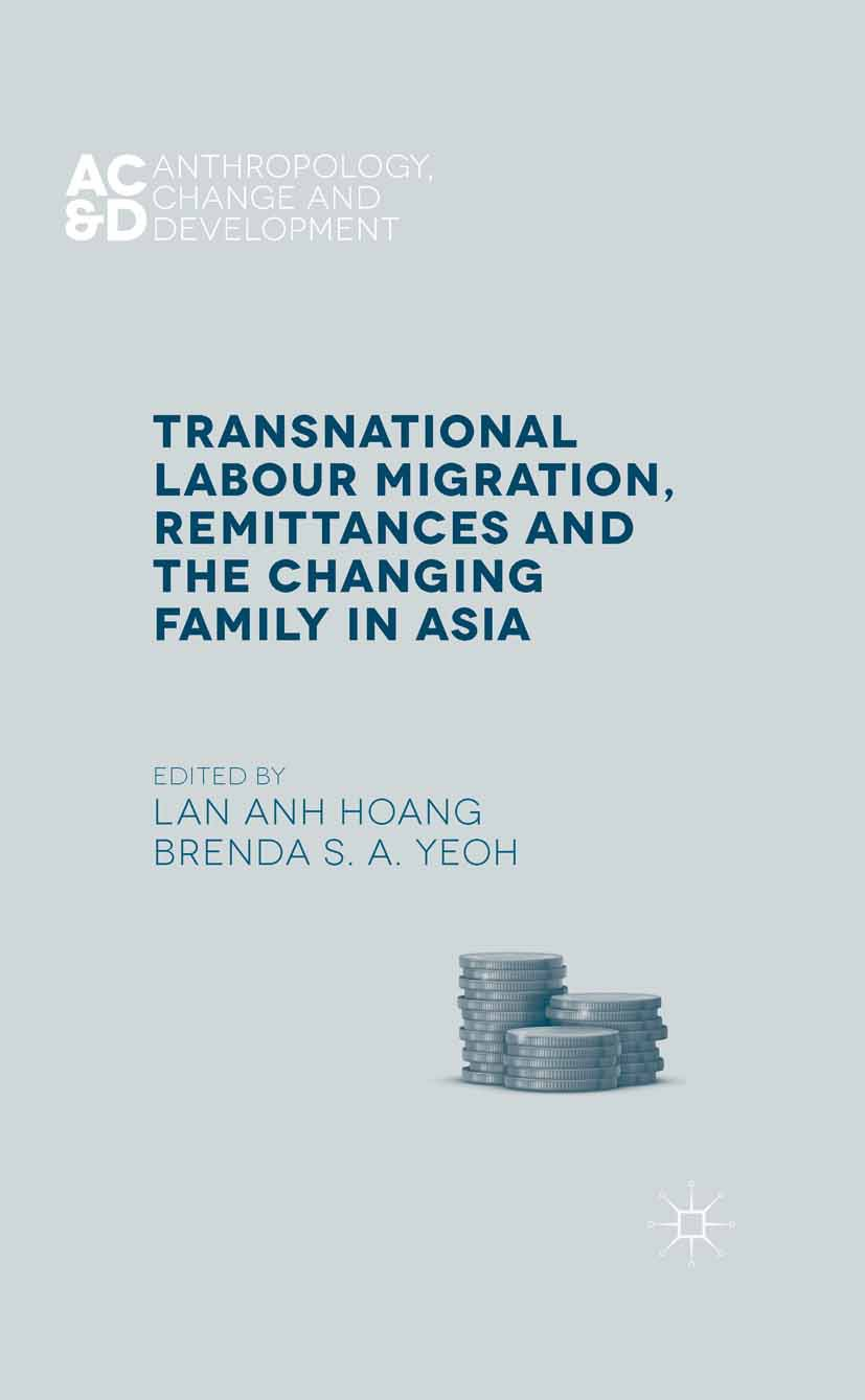 Hoang, Lan Anh - Transnational Labour Migration, Remittances and the Changing Family in Asia, ebook