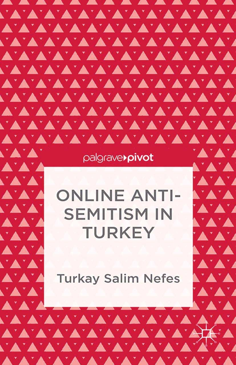 Nefes, Türkay Salim - Online Anti-Semitism in Turkey, ebook