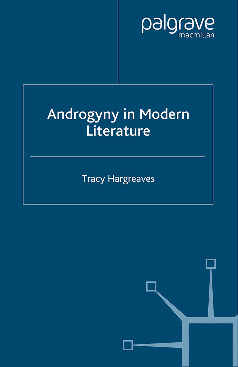 Hargreaves, Tracy - Androgyny in Modern Literature, ebook