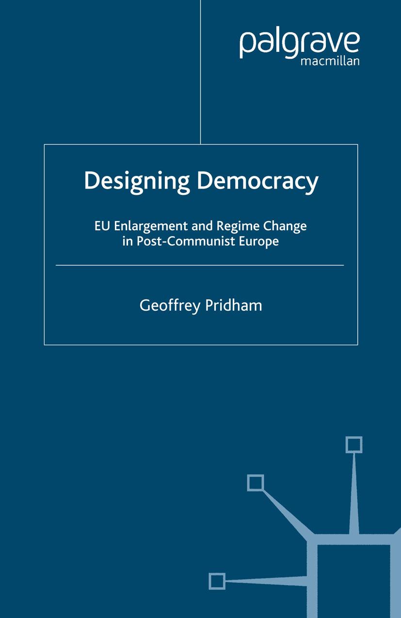 Pridham, Geoffrey - Designing Democracy, ebook
