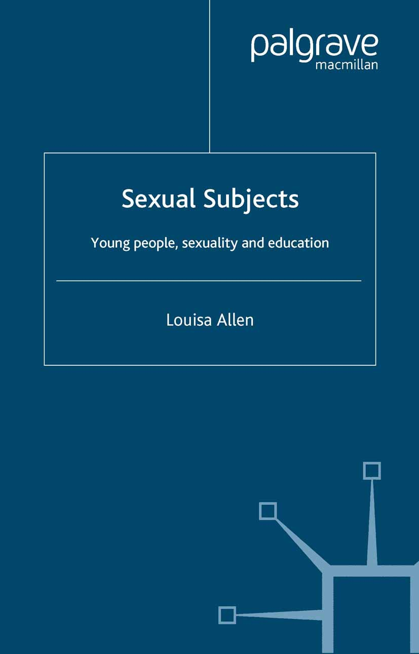 Allen, Louisa - Sexual Subjects, ebook