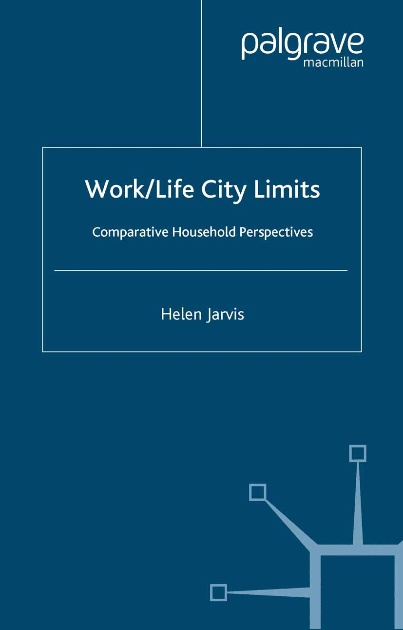 Jarvis, Helen - Work/Life City Limits, ebook