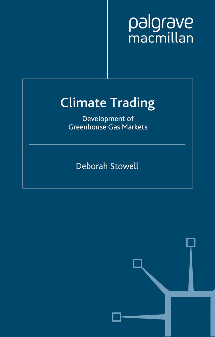 Stowell, Deborah - Climate Trading, ebook