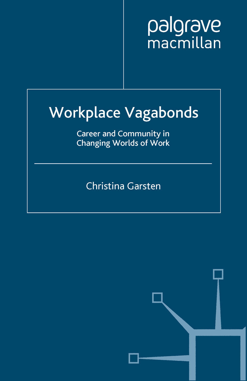 Garsten, Christina - Workplace Vagabonds, ebook