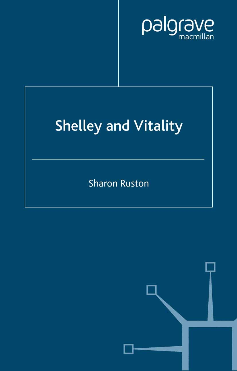 Ruston, Sharon - Shelley and Vitality, ebook